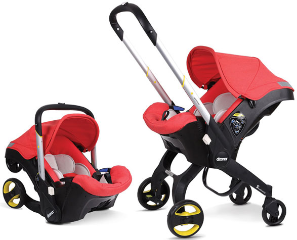 Doona – the infant car seat that thinks it's a buggy