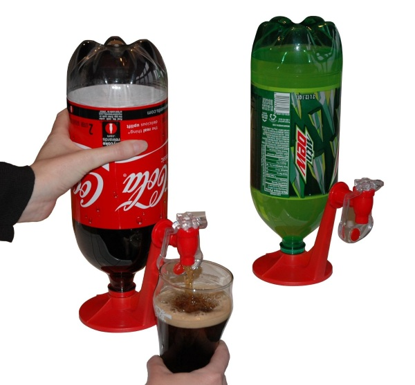 Fizzsaver – save your soda so you can savor it