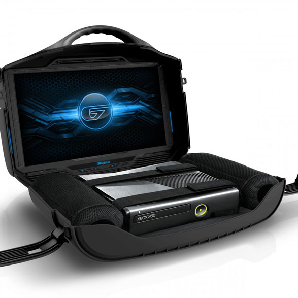 GAEMS Vanguard – don't let your console languish under the TV, get it out there gaming…