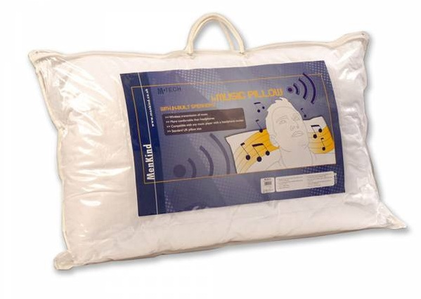 imusic pillow package