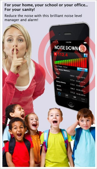 Noise Down – restore some Zen peace in your life [Freeware]
