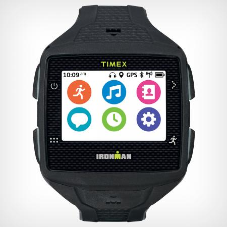 Timex IRONMAN ONE GPS+ – cool smartwatch messages, tracks and navigates without a phone