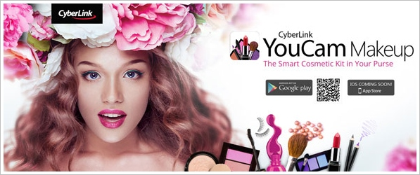 YouCam Makeup – the digital cosmetic kit in your phone [Freeware]