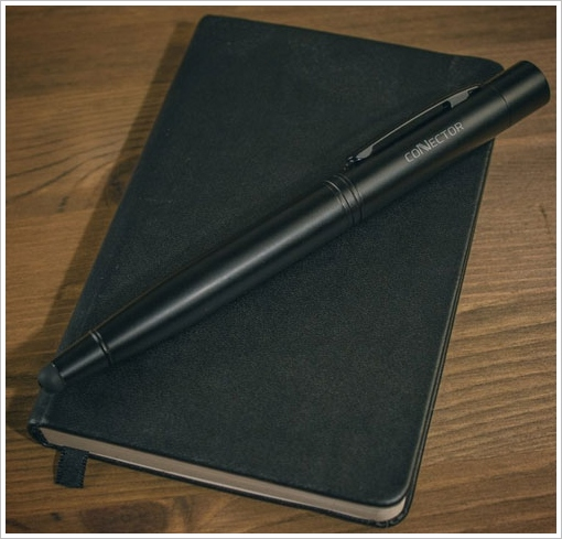 Connector Pen – stylus, ballpoint and charging cable all in one