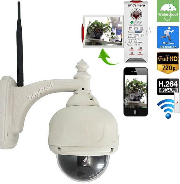EasyN HD Camera With Night Vision – when you've absolutely got to see what's going on
