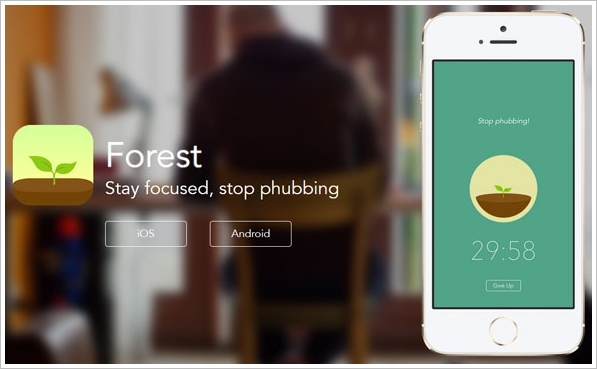 Forest – break your phone addiction and start focusing on life [Freeware]