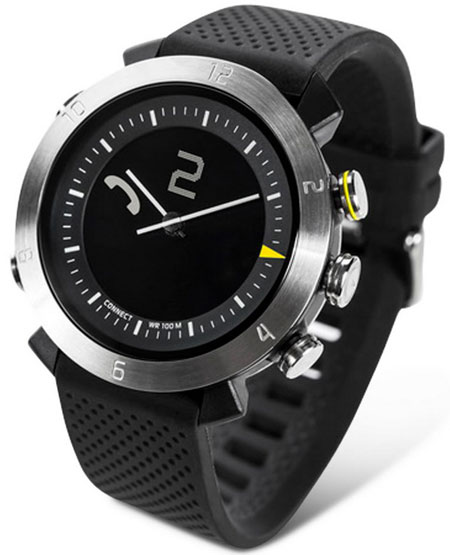 No-Charge Smart Watch – put some cool on your wrist without all the hassles