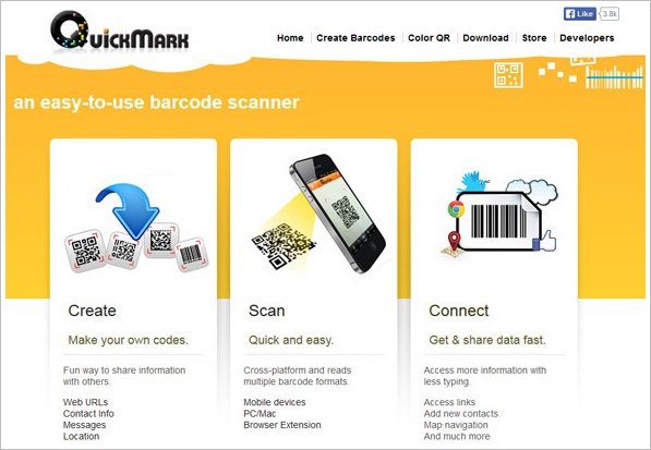 QuickMark Barcode Scanner – the ultimate barcode tools for your computer, phone and tablet [Freeware]