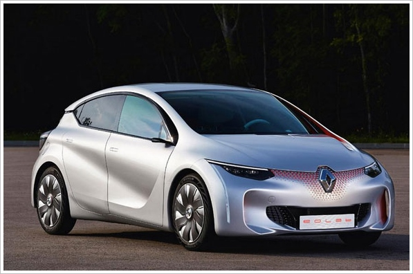 Renault EOLAB – new ultra low fuel consumption car points the way to 282 mpg for everyone