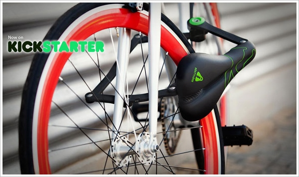 SeatyLock – the first really cool and workable new security device for bicycles we've seen