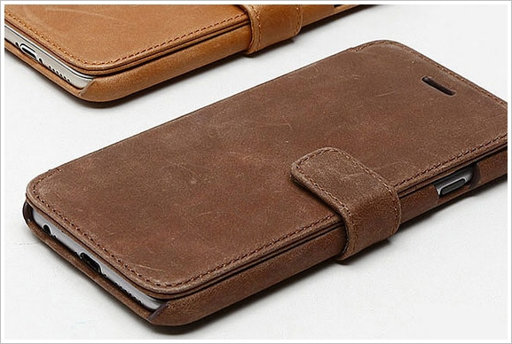 Zenus Vintage Diary for iPhone 6 – add a touch of class to your expensive new phone in an instant