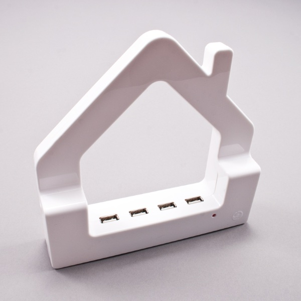 House USB Hub And People – now you can look after your very own data family