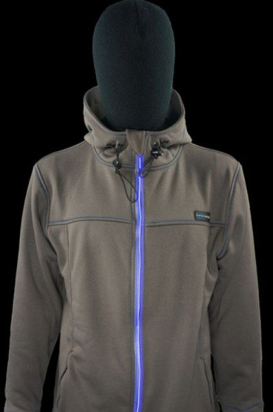 Light Up Hybrid Hoodie – not suitable for ninjas