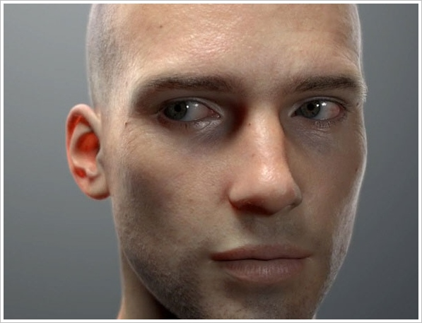 Ed – amazing animated head is without question the best computer generated demo we've seen yet