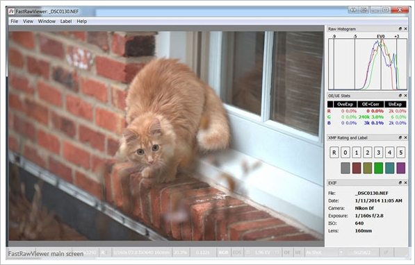 FastRawViewer – now you can shoot photos at the highest definition possible and still get to browse them easily [Freeware]
