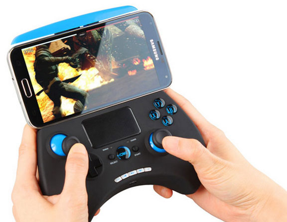 iPega Bluetooth Controller & Touchpad – now you can have your game controller and touch all in one