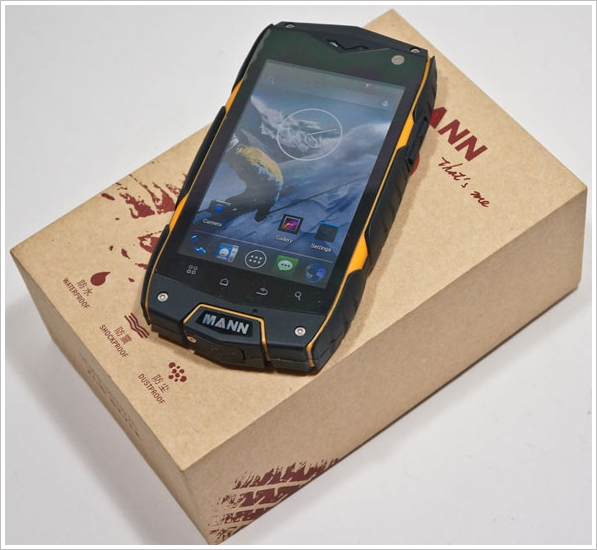 Mann Zug 3+ Rugged Android Smartphone – ultra tough phone comes with solid decent specs as well [Review]