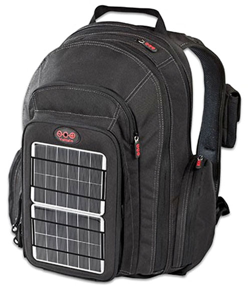 OffGrid Solar Backpack – go off grid, stay connected