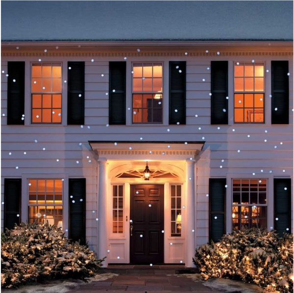 CHELSEA Light Flurries – turn your house into a winter wonderland no matter the temperature