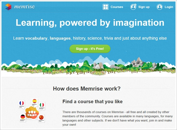 Memrise – who knew learning could be such fun? [Freeware]