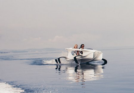 The Quadrofoil – it's not a fantasy any more