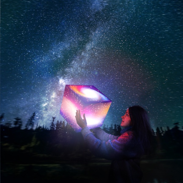 Know Your Stars – the lamp that teaches you what's in the night sky