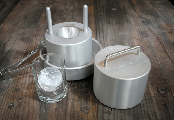 Spherical Ice Ball Maker – add a touch of class to your soda