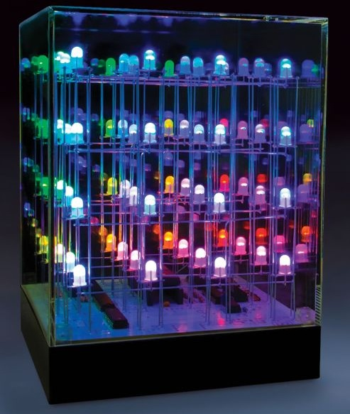 The Illumicube – the perfect cube of light