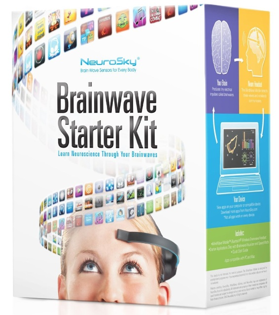 Mobile Brainwave Starter Kit – find out what's really going on in there