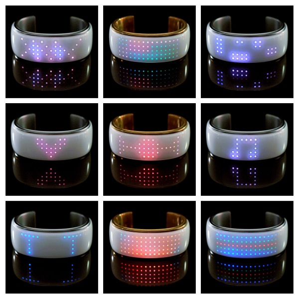 Elemon – fashionably techy bracelet for techy fashionistas