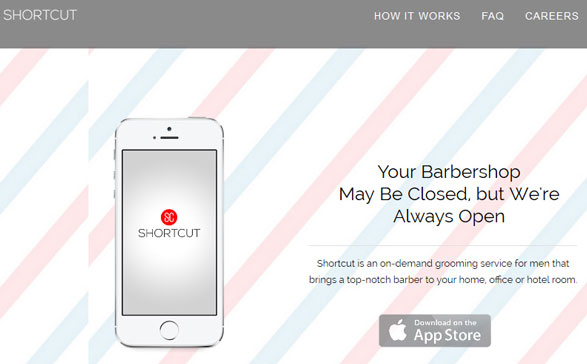 Shortcut The Mobile Barbershop – let your barber come to you