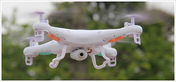 Syma X5C Quadcopter Camera – at last, a budget flyer which is easy to fly [Review]