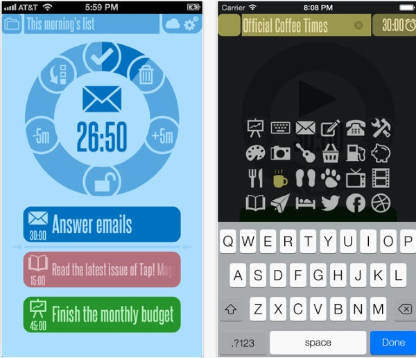 30/30 – the app that wants to create a work/rest cycle for you [FREEWARE]