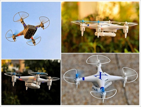 Cheerson CX-30W quadcopter – budget price camera quad flies your smartphone or controller