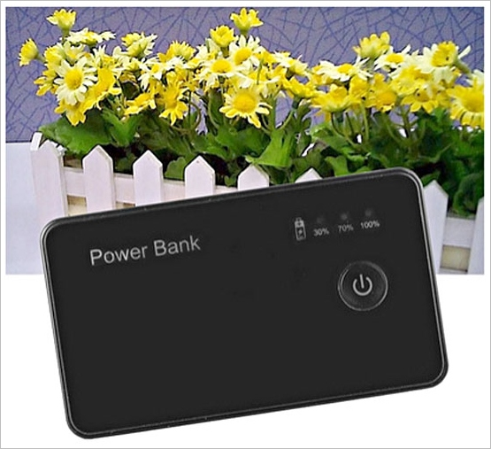 HD Power Bank Spy Camera – you never know when you may need to snoop and charge at the same time