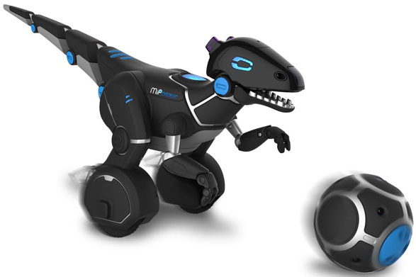 WowWee MiPosaur – hands on with WowWee's new dancing dino robot [First Look]