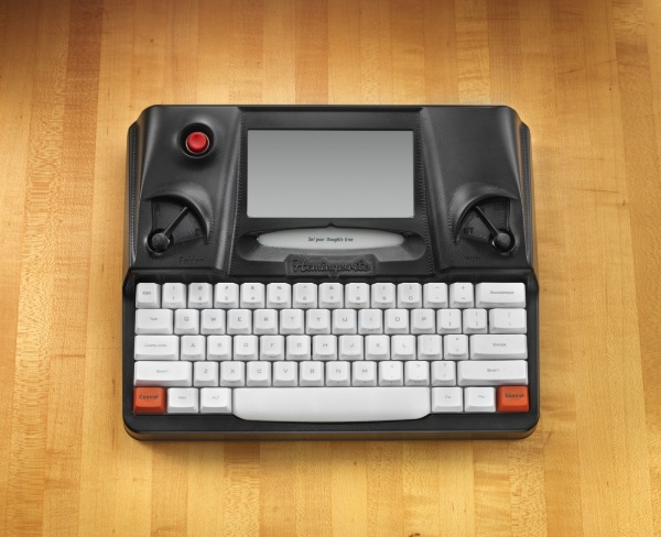 Hemingwrite Alone