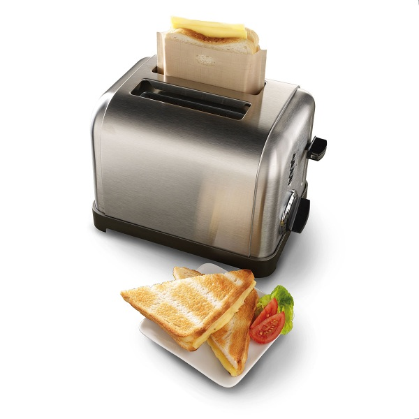 Toaster Grilled Cheese Bags – cook actual food in your toaster