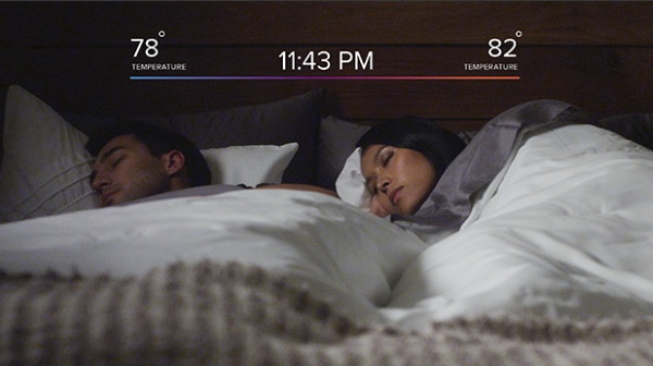 Luna – the mattress cover that turns your bed into a smart bed