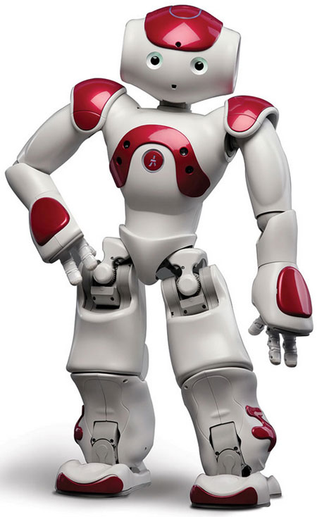NAO – the smartest walking talking 2 foot robot you'll meet this year is now available to buy