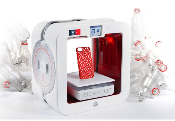 EKOCycle – make the world a better place one 3D print at a time