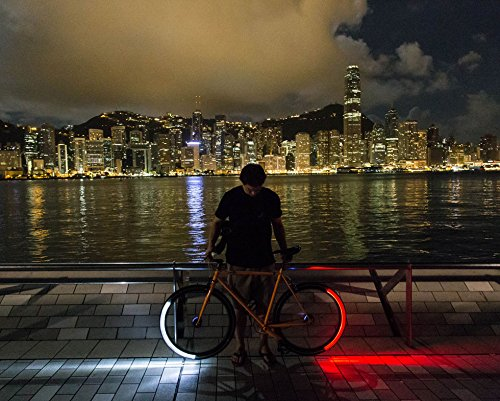 Revolights Skyline Bicycle Lighting System – actual headlights and taillights for your bike