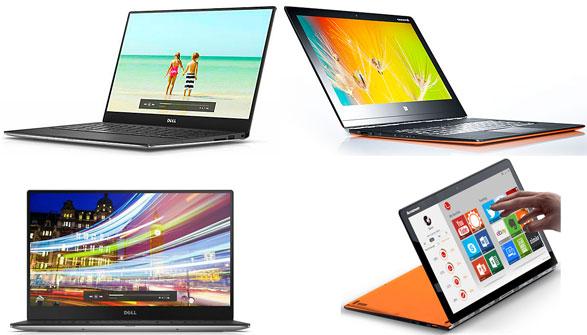 Head to Head: DELL XPS 13 2015 vs Lenovo Yoga 3 Pro [Review]