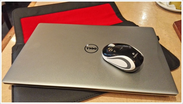 DELL XPS13 2015 – On The Road With This New Ultra Portable Computer, Good & Bad