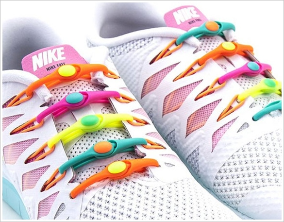 Hickies Elastic Laces – turn your sneakers into slip ons