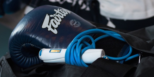 Sophia Smart Skipping Rope – the rope that counts your jumps for you