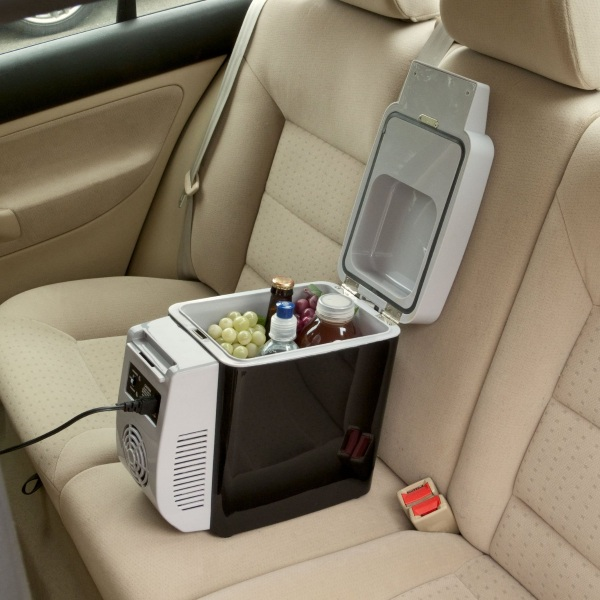 Wagon 2577 Personal Fridge/Warmer – keep your food ready to go when traveling by car