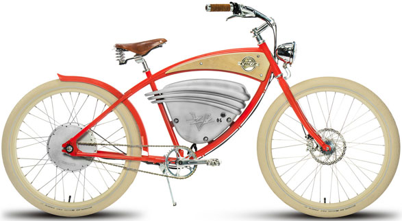 Cruz – vintage cycling with a modern electric update