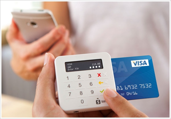 Sum Up – elegant way to accept credit card payments with your phone
