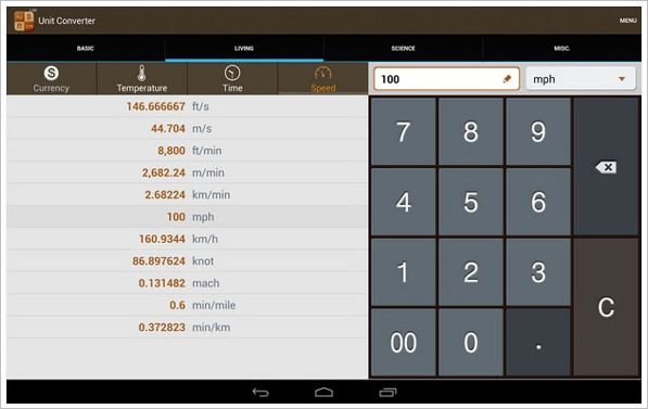 Unit Converter – nice little tool for converting stuff on your phone [Freeware]